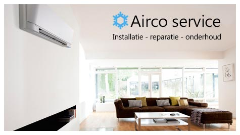 Airconditioning Warmond